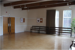Finchley main room